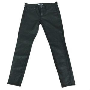 Lovers + Friends Rich Skinny Coated Jeans